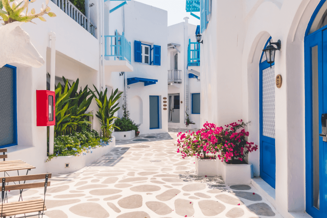 Santorini_Stroll