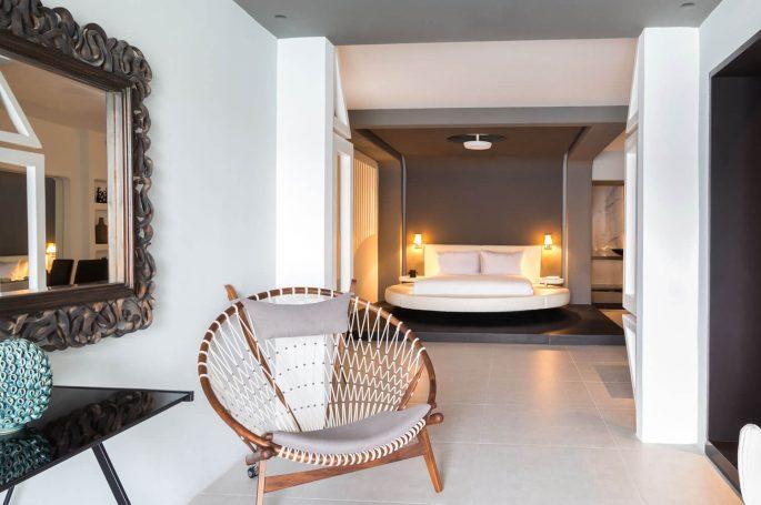 luxury two bedroom villa in mykonos